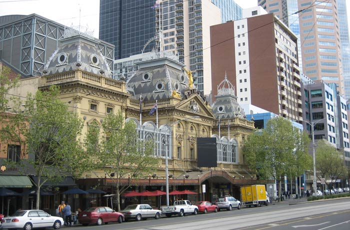 Princess Theatre qué ver en Melbourne