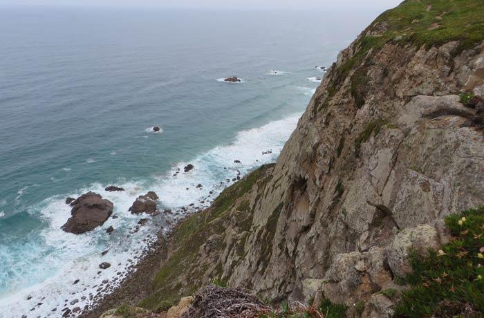 Panorámica desde el Cabo da Roca