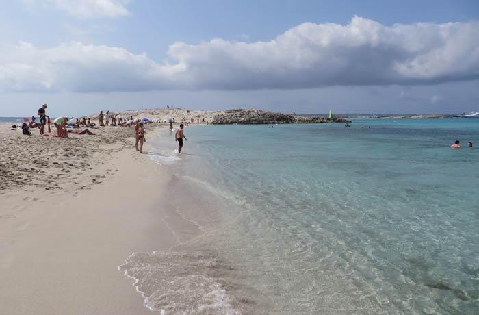 Ses Illetes Playas de Formentera