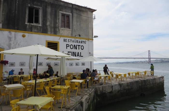 Restaurante Ponto Final de Cacilhas