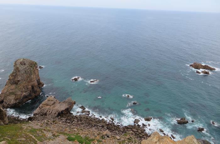 Vistas desde el Cabo da Roca