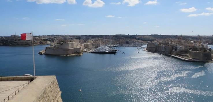 Malta en cuatro días