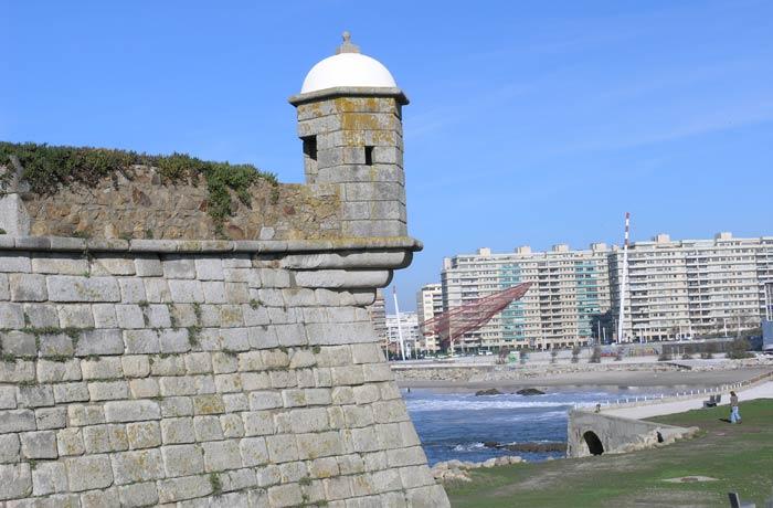 Castillo del Queso desembocadura del Duero
