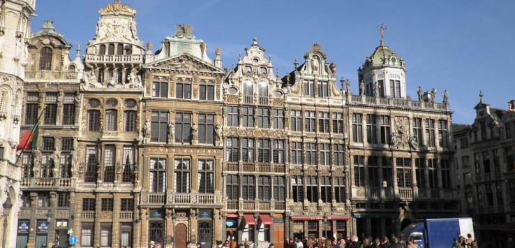 Grand Place Bruselas en dos días
