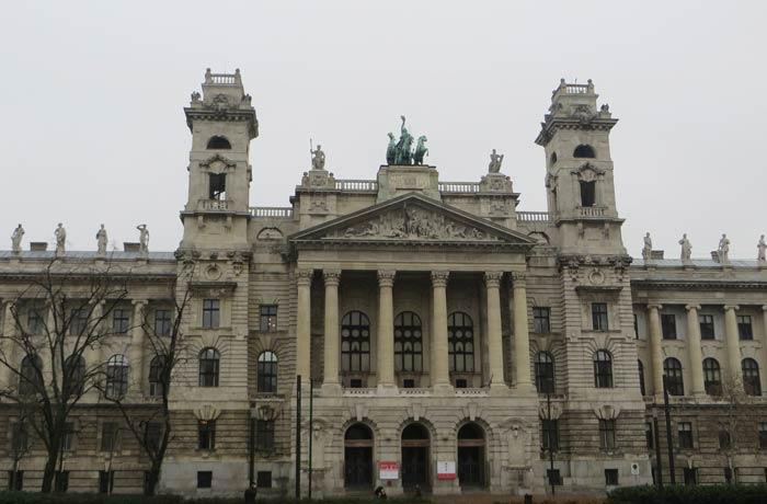 Museo Etnográfico de Budapest