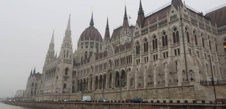 Visita al Parlamento de Budapest