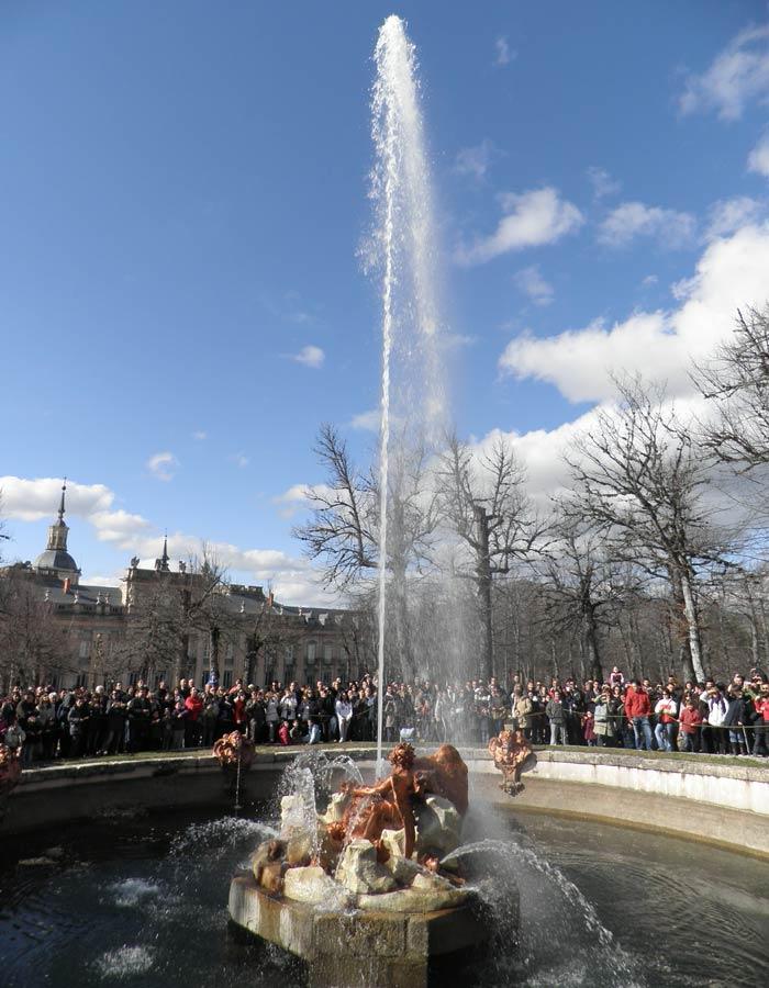 Fuente de las Ocho Calles qué ver en Segovia en un día