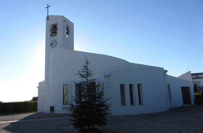 Iglesia de Monfortinho termas