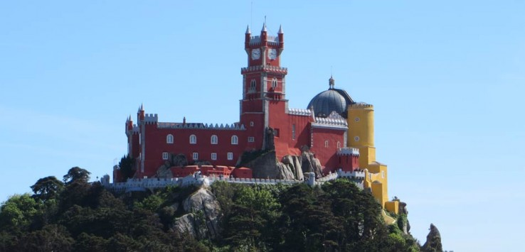 Palacio da Pena qué ver en Sintra