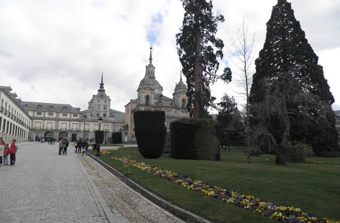 Real Sitio de La Granja de San Ildefonso qué ver en Segovia en un día