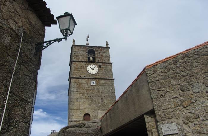 Torre del Reloj de Monsanto Portugal