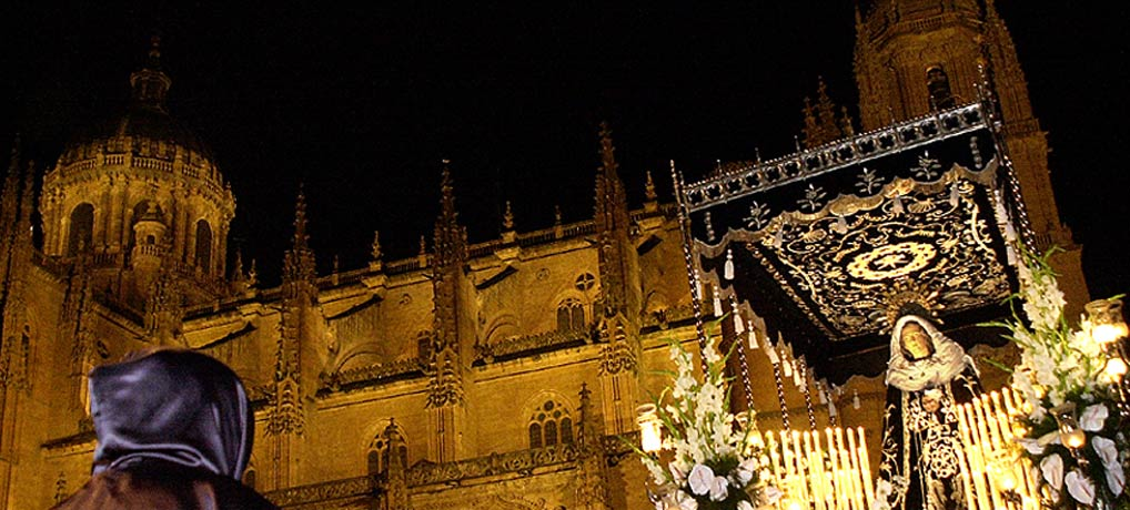 Semana Santa Salamanca Viaje Con Pablo