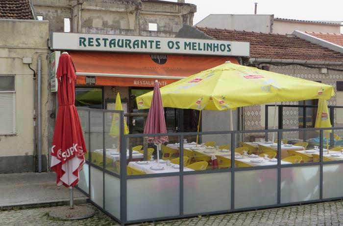 Restaurante Os Melinhos de Espinho
