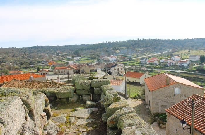 Panorámica de Castelo Bom