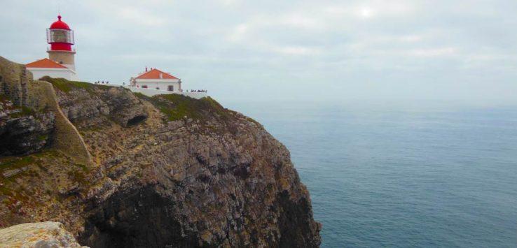 Cabo San Vicente Portugal