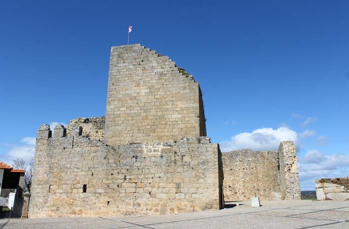 Alcazaba del Castillo qué ver en Miranda do Douro