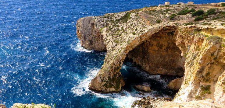 Gruta Azul Malta
