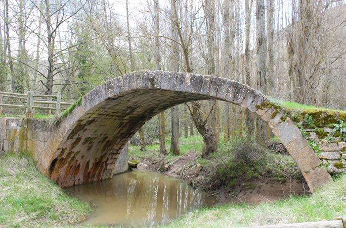 Puente Talcano Senda de los dos Ríos