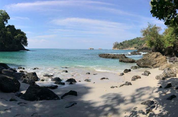 Playa Puerto Escondido Playas de Manuel Antonio