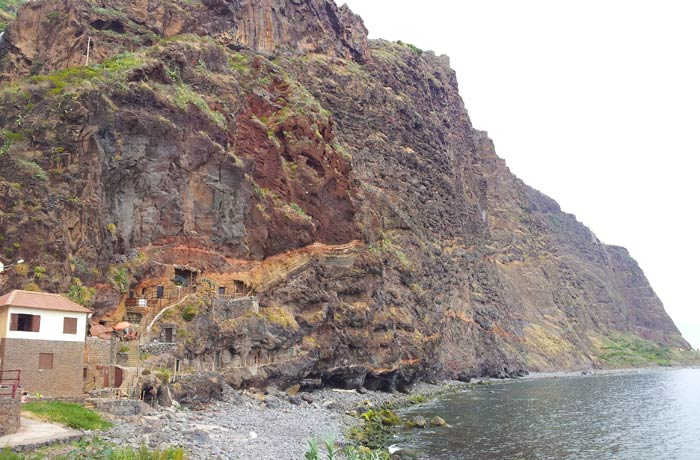 Calhau da Lapa, una recóndita zona de baño Una semana en Madeira