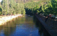 Piscina natural de Riomalo de Abajo