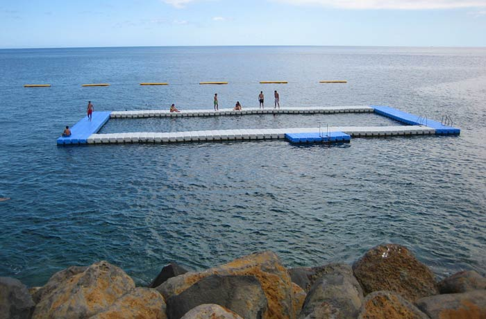 Piscinas naturales de Ponta Gorda Una semana en Madeira
