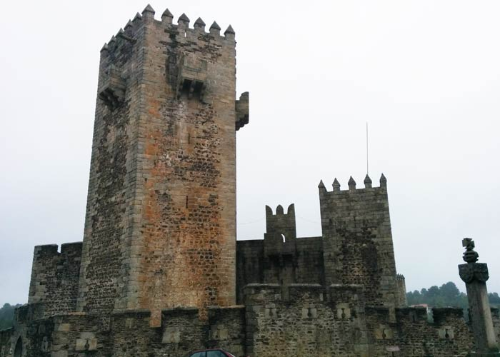 Castillo de Sabugal