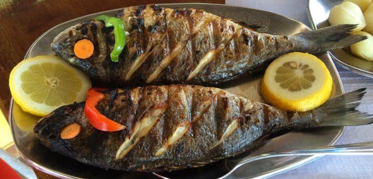 Comer en el Algarve