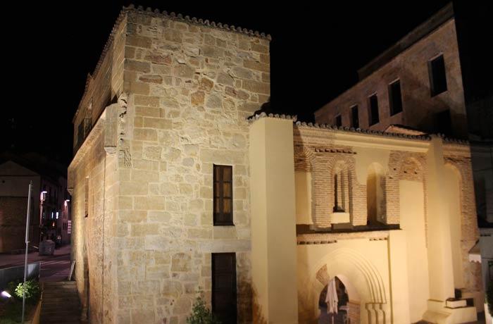 Iglesia de San Polo vistas de Salamanca