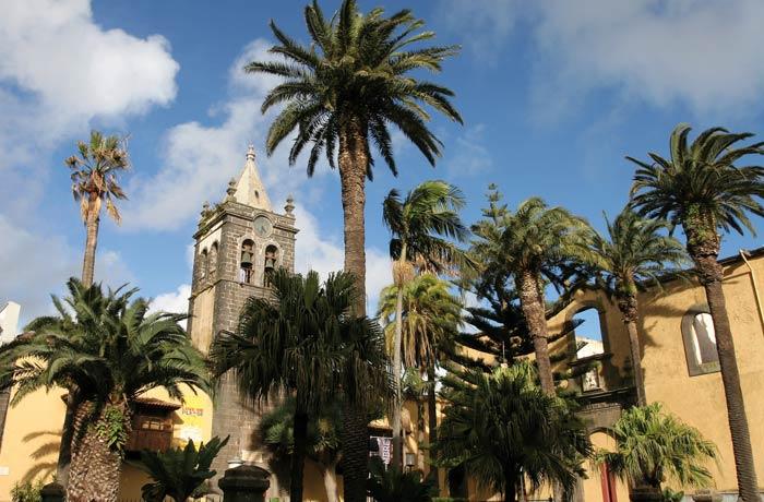 Iglesia de San Agustín de La Laguna qué ver en Tenerife