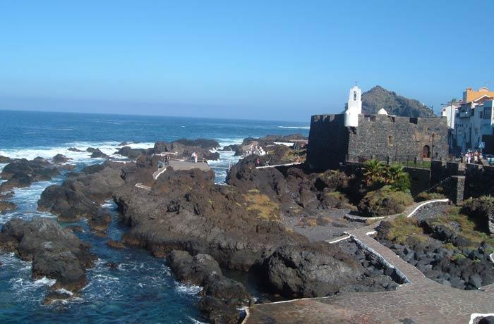 Piscinas naturales de Garachico qué ver en Tenerife