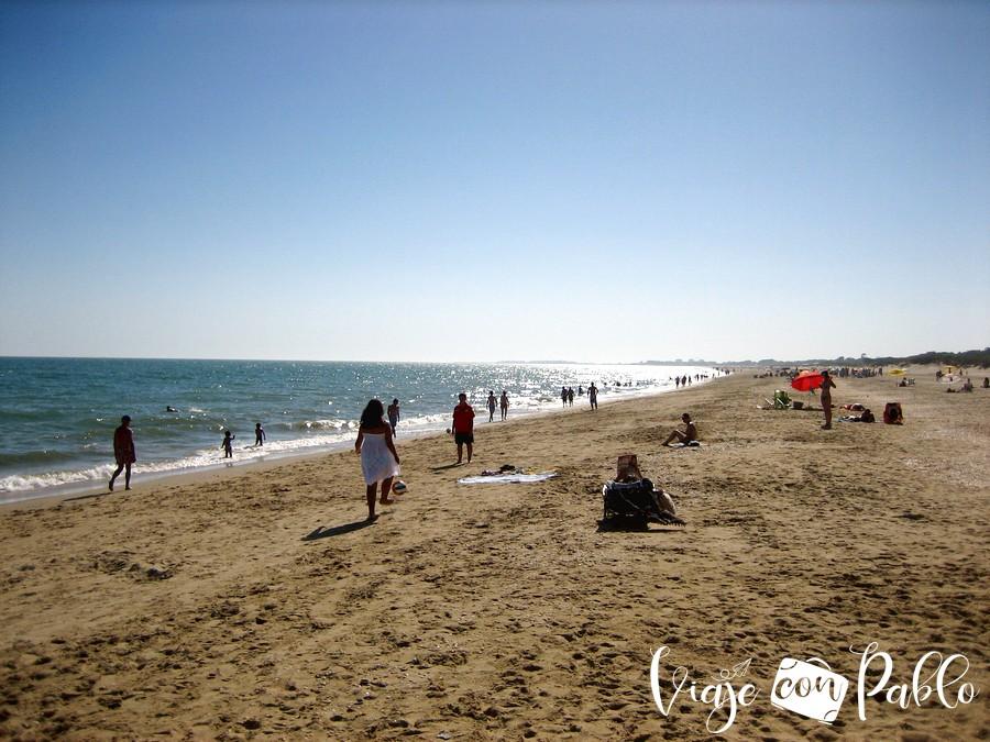 Playa de Islantilla playas de Huelva