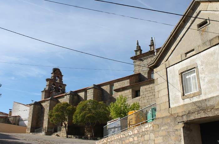 Iglesia de Nuestra Señora de la Asunción de Vilvestre