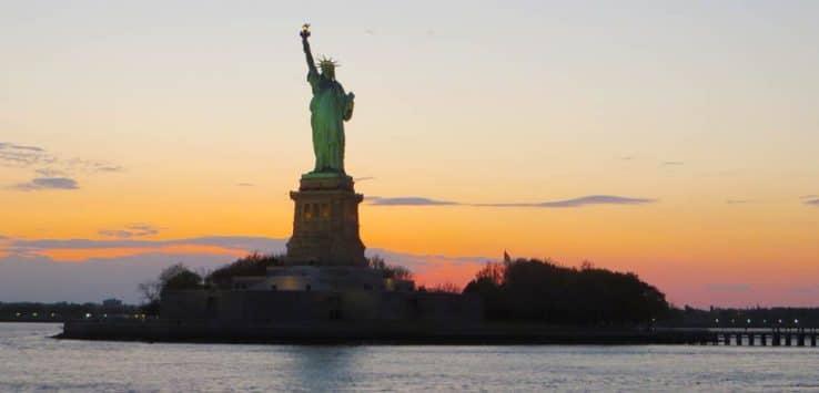 Estatua de la Libertad qué es el ESTA