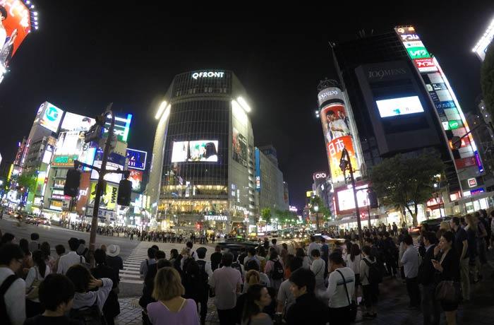 Shibuya Japón por libre
