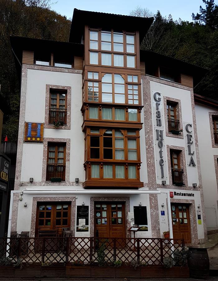 Gran Hotel Rural Cela de Belmonte de Miranda