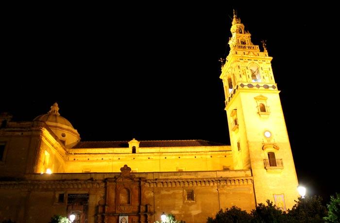 Iglesia de Nuestra Señora de la Granada qué ver en Moguer