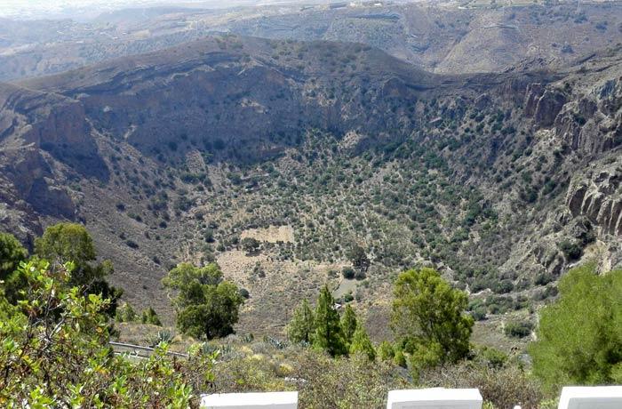 Caldera de Bandama qué ver en Gran Canaria