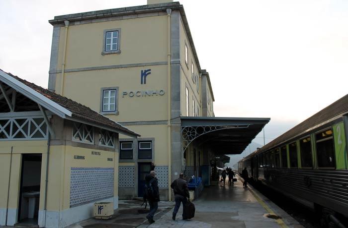 Estación de Pocinho