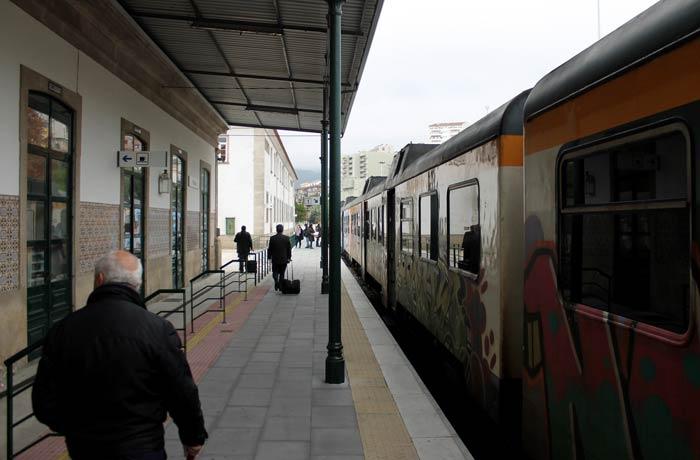 Estación de Regua