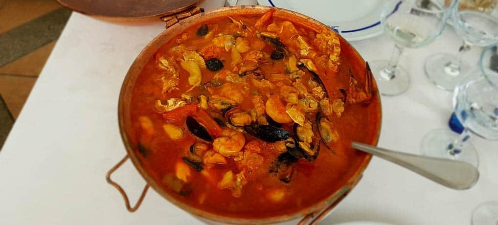 comer en Figueira de Castelo Rodrigo