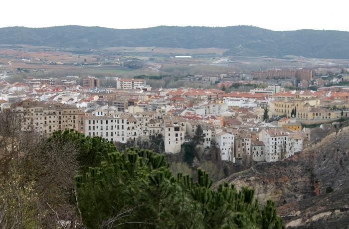 Vistas desde el mirador Camilo José Cela que ver en Cuenca