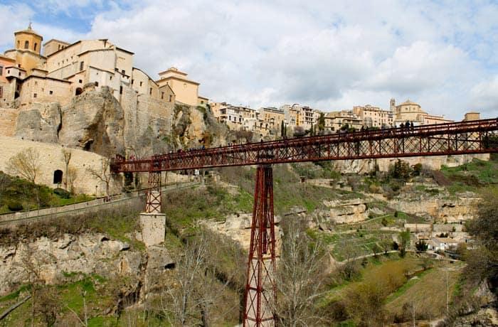 Puente de San Pablo que ver en Cuenca