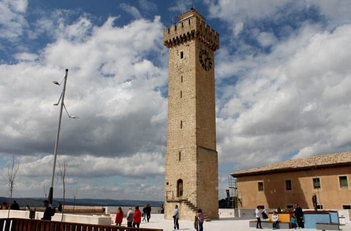 Torre Mangana que ver en Cuenca