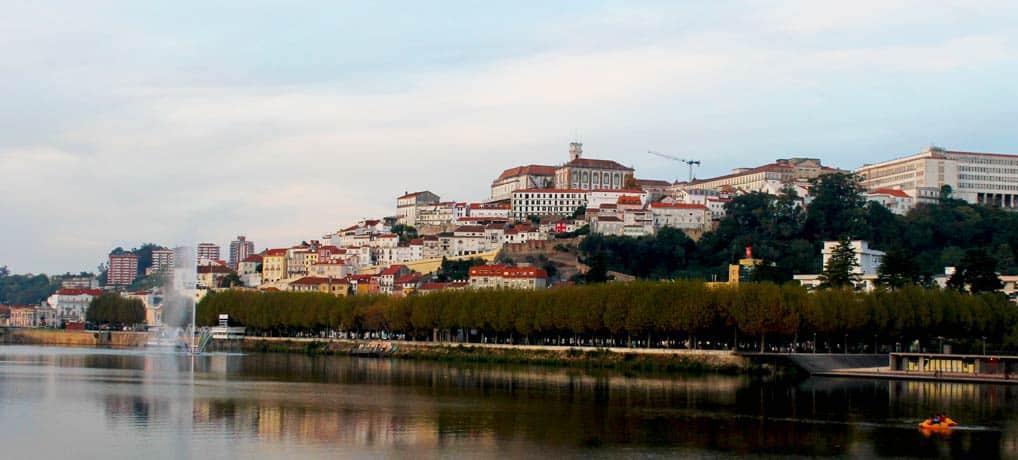 qué ver en Coimbra