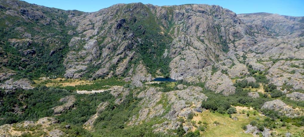 ruta del cañón del Tera y la cueva de San Martín