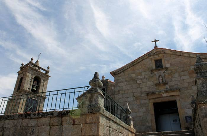 Iglesia de Santiago Belmonte Portugal