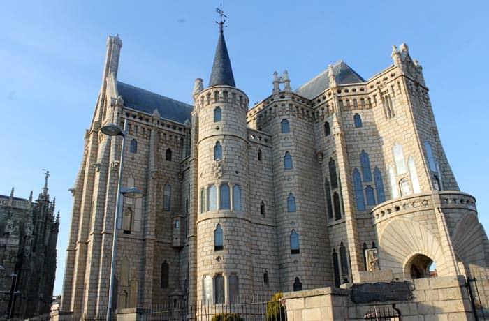 Palacio Episcopal qué ver en Astorga