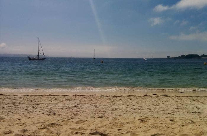 Playa de Rodeira de Cangas del Morrazo