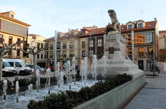 Plaza de Santocildes qué ver en Astorga